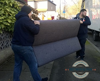 Moves with couch
