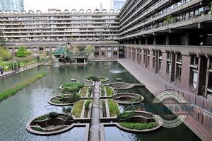 Barbican Fountain