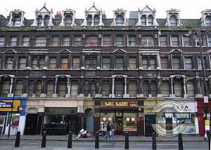 Bloomsbury Shops