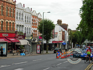 East Finchley High Road