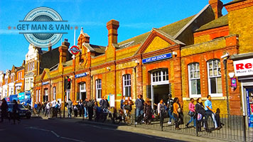 East Ham Station, Newham