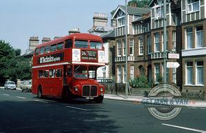 Finchley Bus
