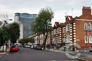 Fulham, Tamworth Street