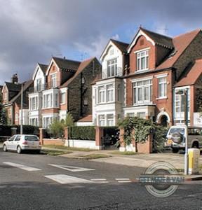 Grove Park Street Walk