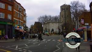 Hackney-Church