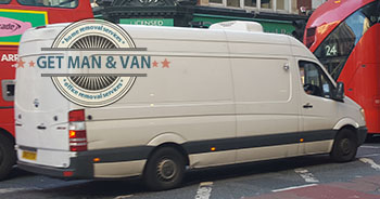 Havering-street-van