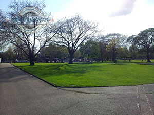 West Ham Park in Newham