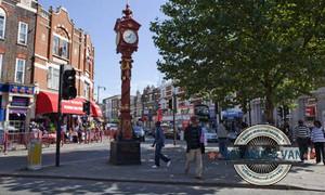 Harlesden-Street-Clock
