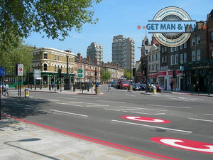 Kennington Street View