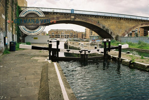 Limehouse Bridge