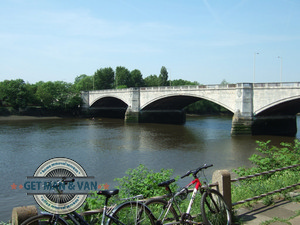 Mortlake Bridge
