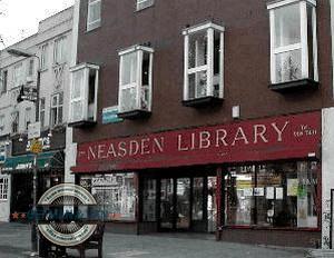 Neasden Library
