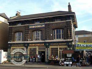 New Cross Hobgoblin