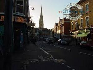 Stoke Newington Street View
