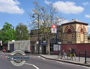 West Brompton Station