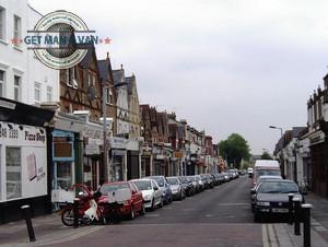 Bowes Park Street