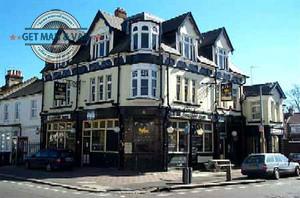 Cann Hall Colgrave Arms Pub