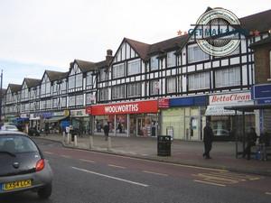 Chadwell Heath Sidewalk