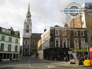 Clerkenwell St James Church