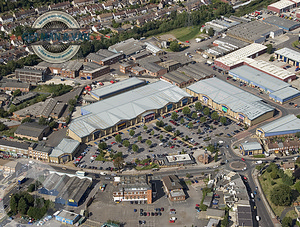 Crayford From Above