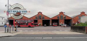 Fulwell Bus Depot