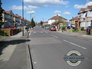 North Harrow Blenheim Road