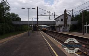 Oakleigh Park Railway Station