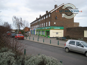 Slade Green Shops