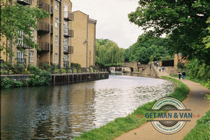 South Hackney Regents Canal