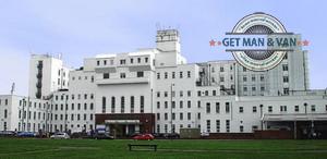 St Helier Hospital