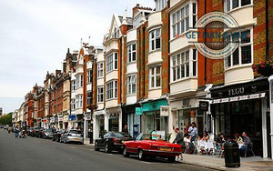 St Johns Wood High Street