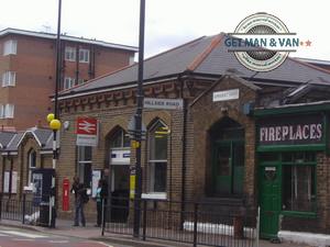 Stamford Hill Station