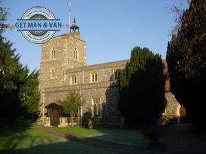 West Drayton St Martin church