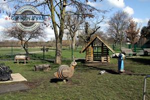 Wormwood Scrubs Playground