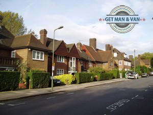 Removal services in Hampstead Garden Suburb, N2