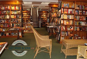 Daunts-Bookstore