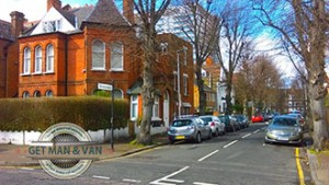 Gunnersbury-Grange-Road