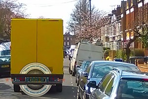 Hornsey-yellow-truck