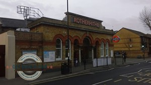 Rotherhithe-Station