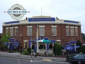 Berrylands-Pub
