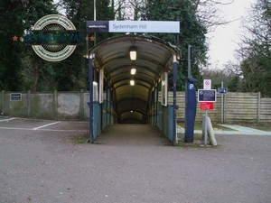 Sydenham-Hill-Station