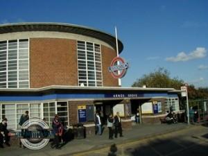 Arnos-Grove-Station