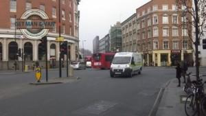 Farringdon-Street-Traffic