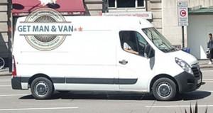 Harringay-white-relocation-van
