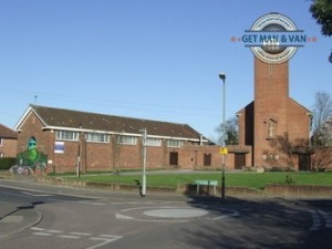 Mottingham-Church