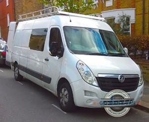 The-Hale-moving-van