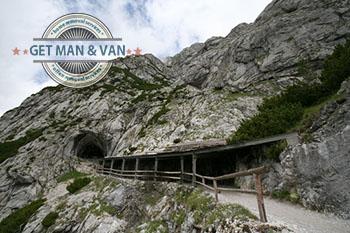 Eisriesenwelt-Cave