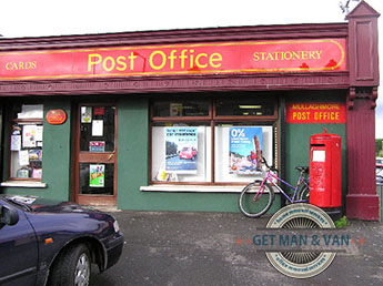 UK post office